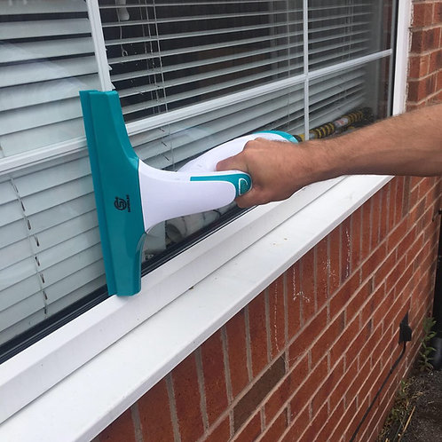 Electric Window Cleaning Vacuum Cleaner, Window Squeegee Vac