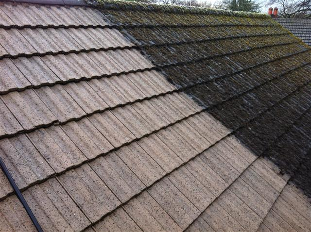 Roof Cleaning Nottingham 2