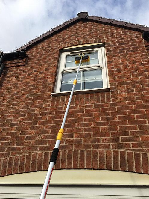 3.2M Hose Fed Window Cleaning Brush