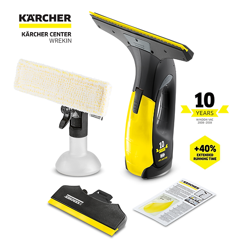 Window Cleaner Karcher, Vac Cordless Karcher Window Cleaning Squeegee