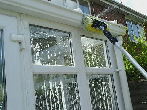 Conservatory Cleaning Equipment, Conservatory Roof Cleaning Kit
