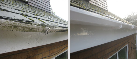 Gutter UPVC Cleaning Nottingham