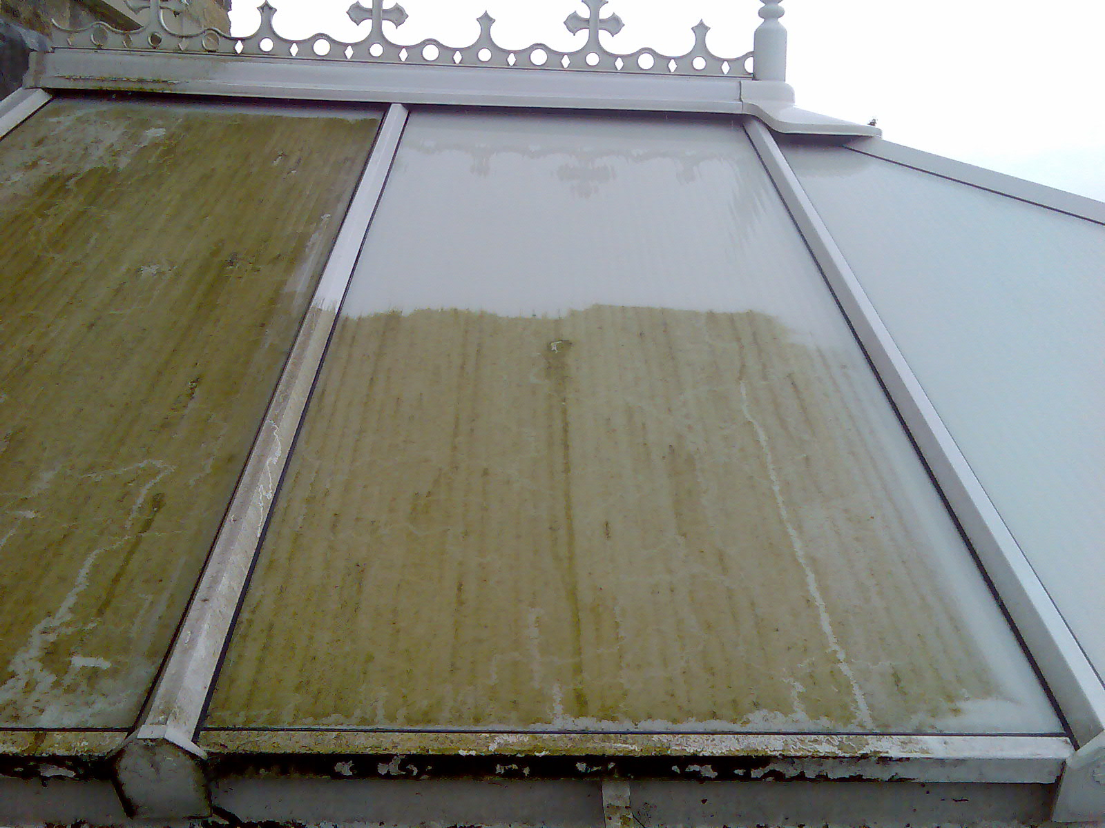 Conservatory Roof Cleaning Nottingham
