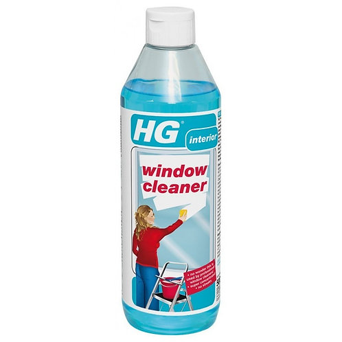Window Cleaning Liquid, Glass & Mirror Cleaner