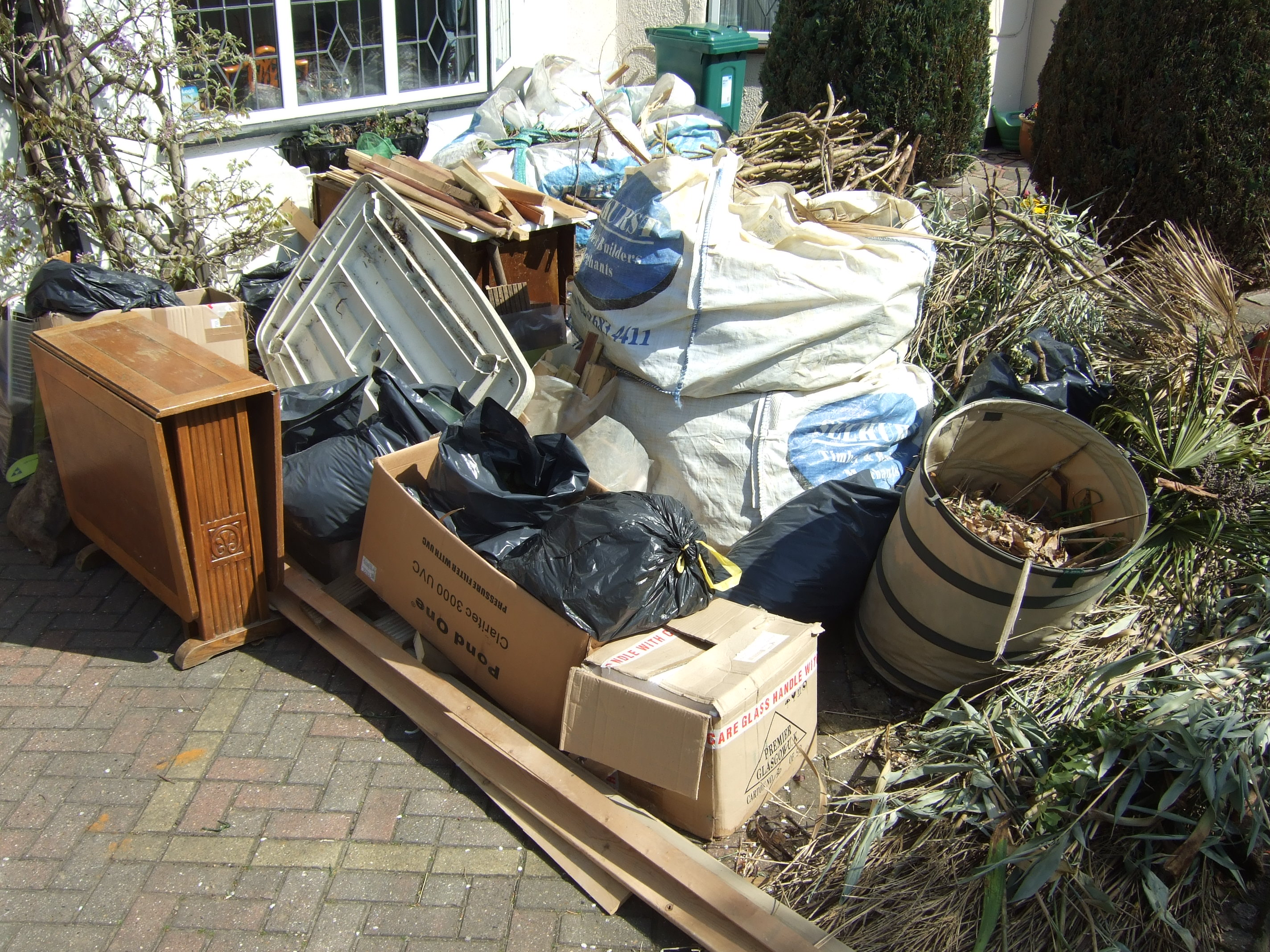 Garden Clearance Nottingham 1