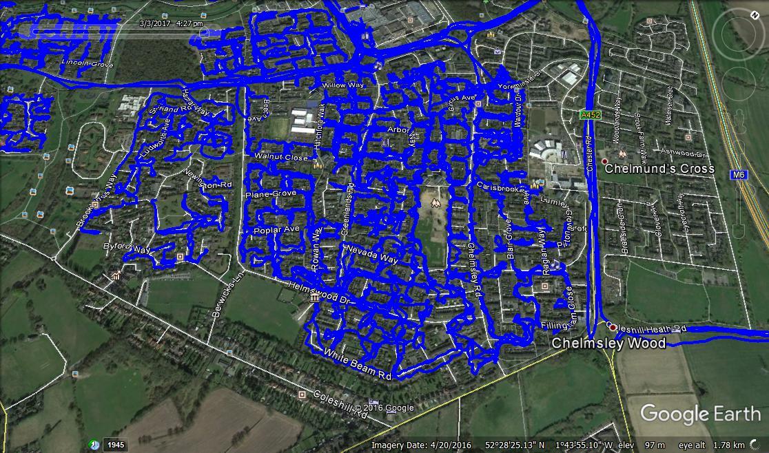 GPS Tracking Image 1