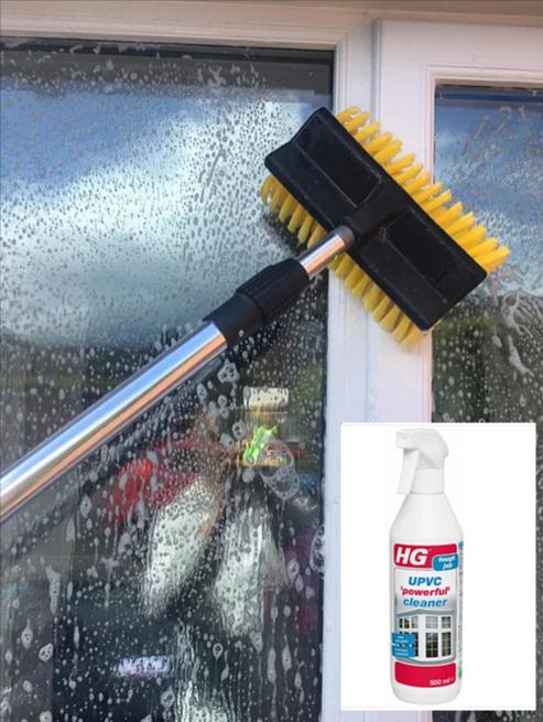 UPVC Cleaner Kit, Gutter & Fascia Cleaning Equipment