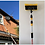 Thumbnail: Long Window Cleaning Pole, Window Cleaning Squeegee Pole