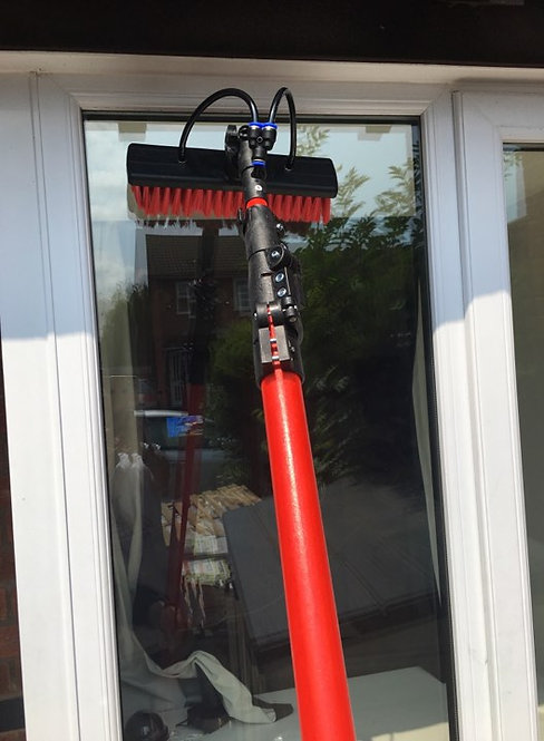 25ft High Quality Water Fed Pole, Window Cleaning Pole
