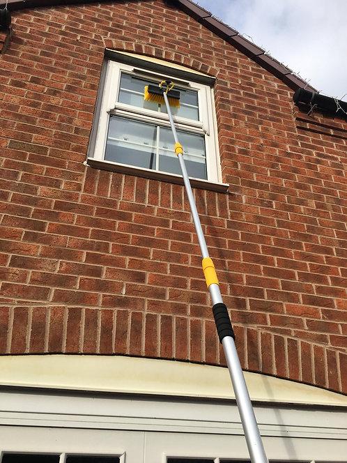 3M Telescopic Window Cleaner, Window Cleaning Kit