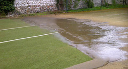 Cleaning Tennis Court Nottingham