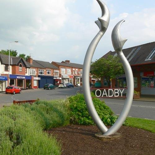 oadby-roundabout