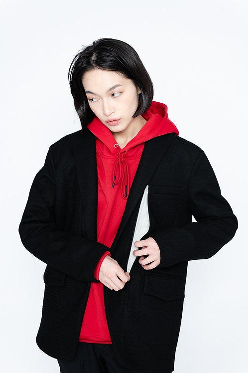 03Academy Wool Blazer