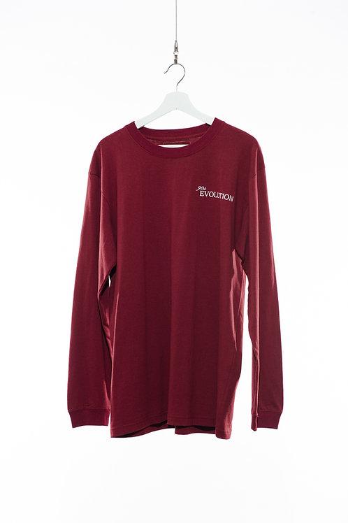 Long Sleeves Cotton T-shirt