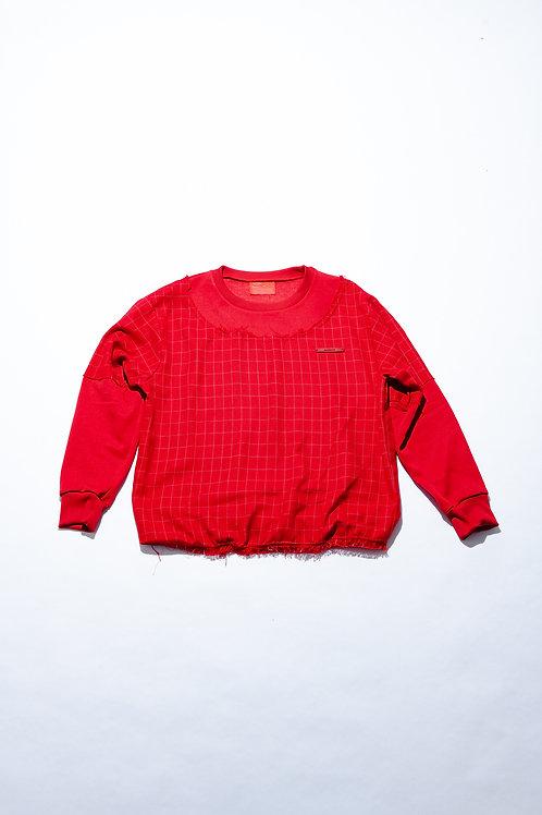 Double Layered Sweatshirt