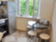 Ремонт кухни плиткой