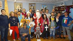 Новый год в реабилитационном центре