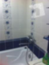ванная ремонт кафелем