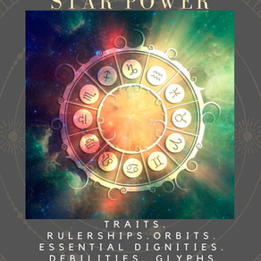 Planets ~ Discover Your Star Power