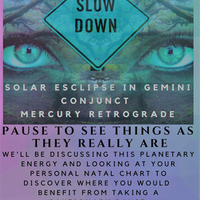 Gemini Solar Eclipse