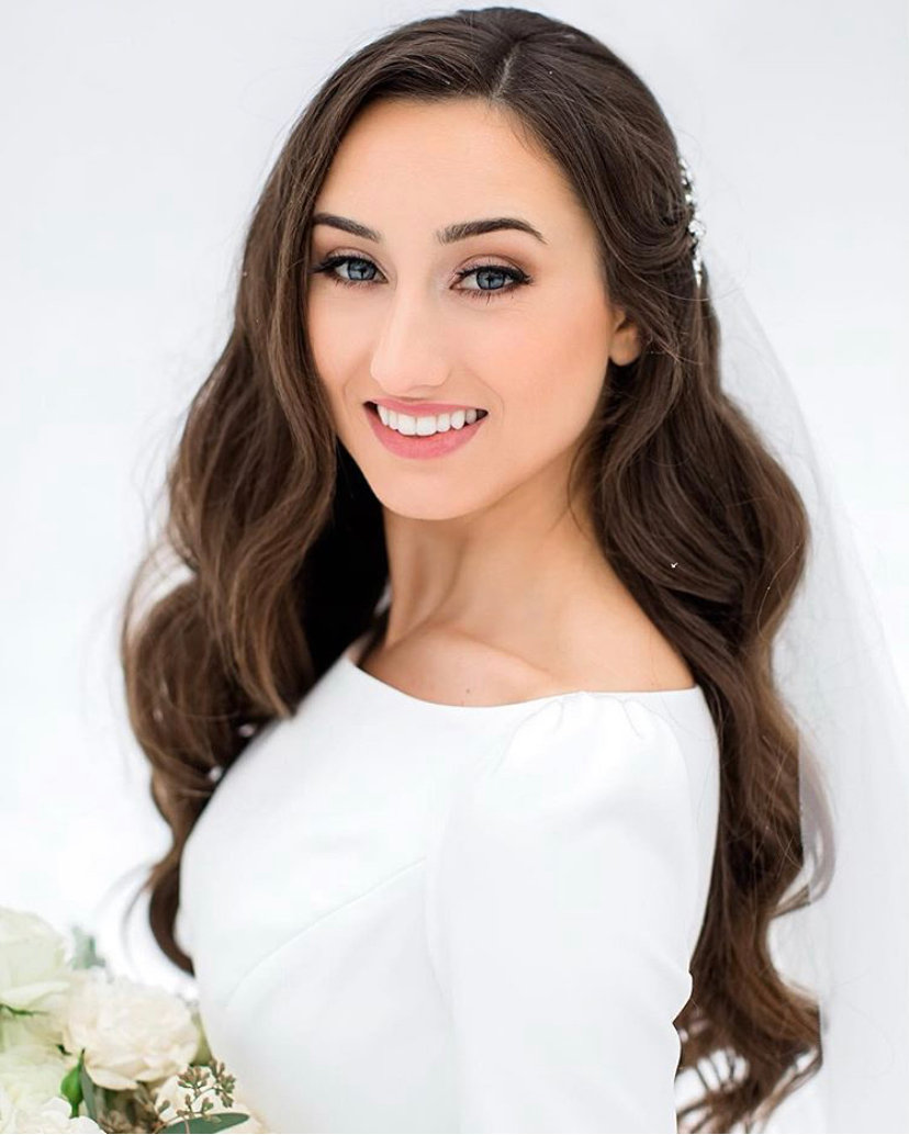 Simple Bridal Makeup Only