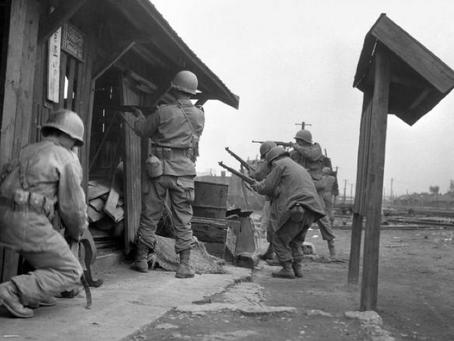70 años del inicio de la guerra de Corea y los mexicanos olvidados en ella.