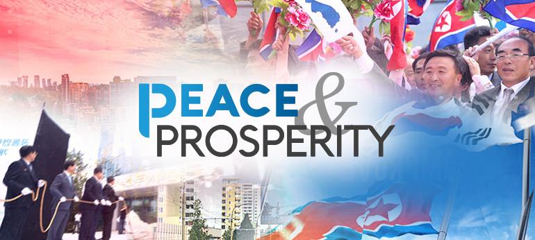 PEACE & PROSPERITY