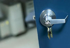 Commercial Lever Handle Lock Clutch Lever
