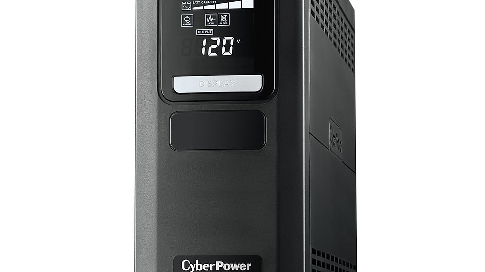 CyberPower Systems 1100VA UPS with LCD Display