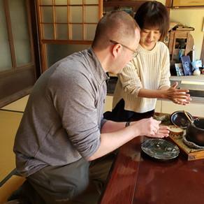 連接人與人的羈絆,體驗製作綾部飯糰 體驗製作綾部飯糰