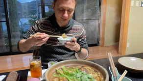 A restaurant where you can enjoy delicious 'hotpot with wild boar' and scenery|Gencho