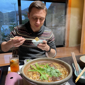 品嘗美味牡丹鍋,欣賞美景的料理旅館|現長