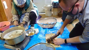 Learn Japanese food culture in Koya, village at the source of a river|Chestnut Experience