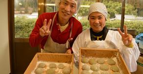 KOZO MOCHI making experience at Smile Kobo