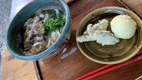 """A Udon restaurant where you can enjoy handmade Udon with locals