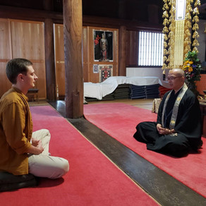 學習日本文化,兼具香客樓的寺廟|那智山正暦寺