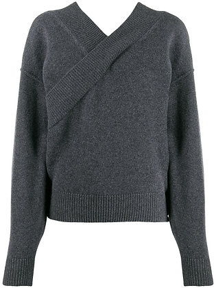 Deconstructed Cashmere Sweater