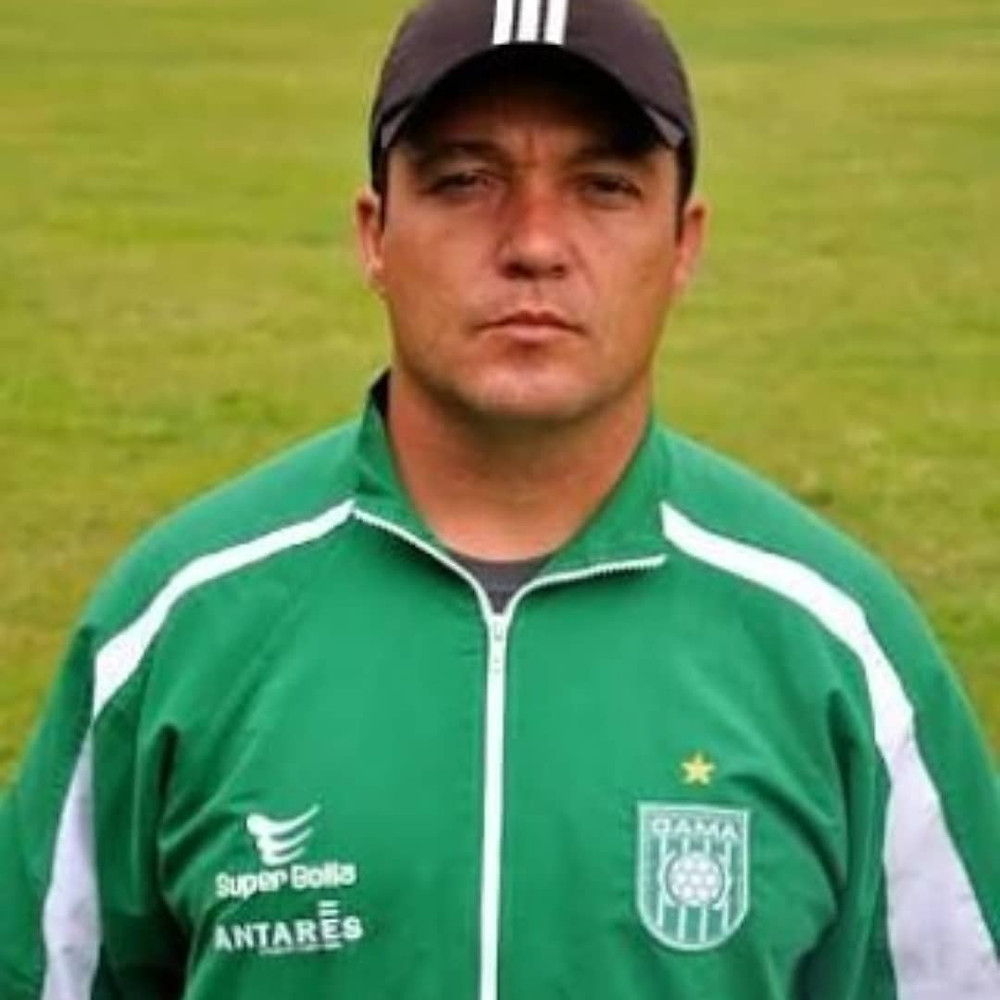 Treinador de goleiros Adalberto Biza - ABTG Brasil