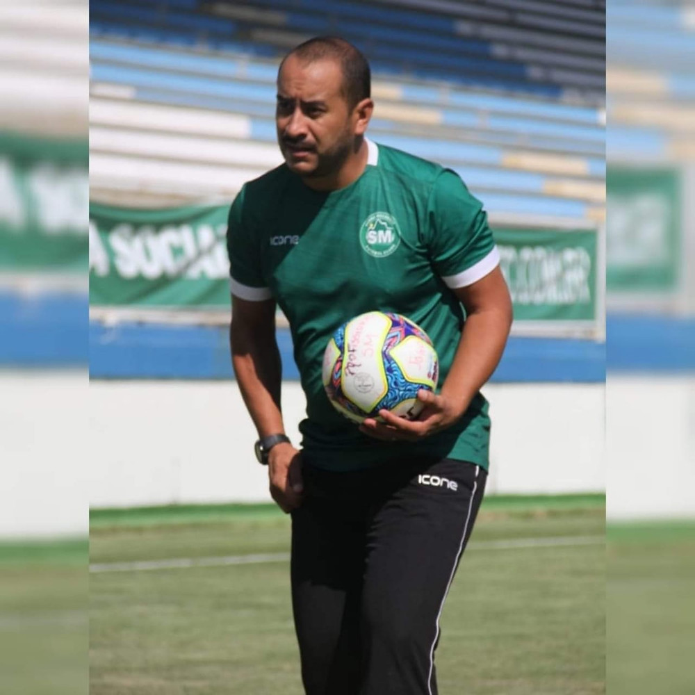 ABTG Romulo Nunes Goalkeeper Coach
