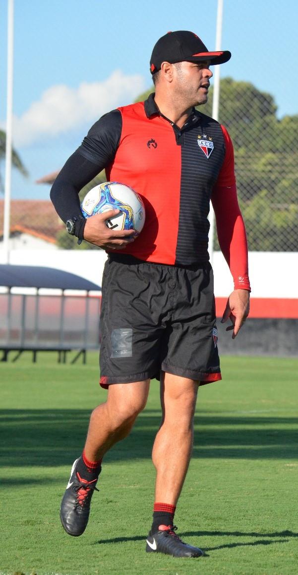 Marcos Medeiros - Treinador de Goleiros ABTG