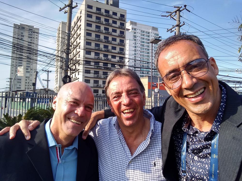 Mauri Lima - Marquinhos Lopes e Roberto Palmieri