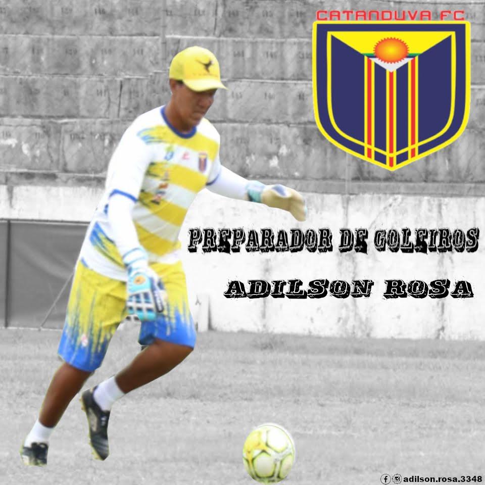 ABTG - TREINADOR DE GOLEIROS ADILSON ROSA