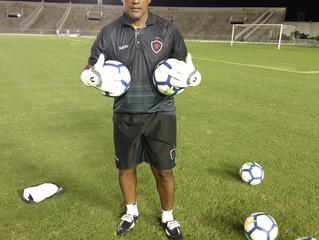 Treinador de Goleiros - Ednaldo Sousa - ABTG Brasil