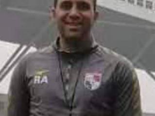 Rodrigo Pereira André - Treinador de Goleiros - ABTG Brasil