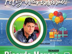 Ricardo Moraes FELIZ ANIVERSÁRIO!
