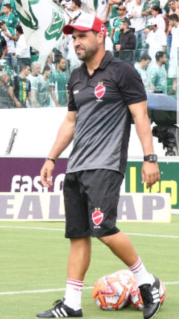 Treinador de Goleiros Lauro José  - ABTG Brasil
