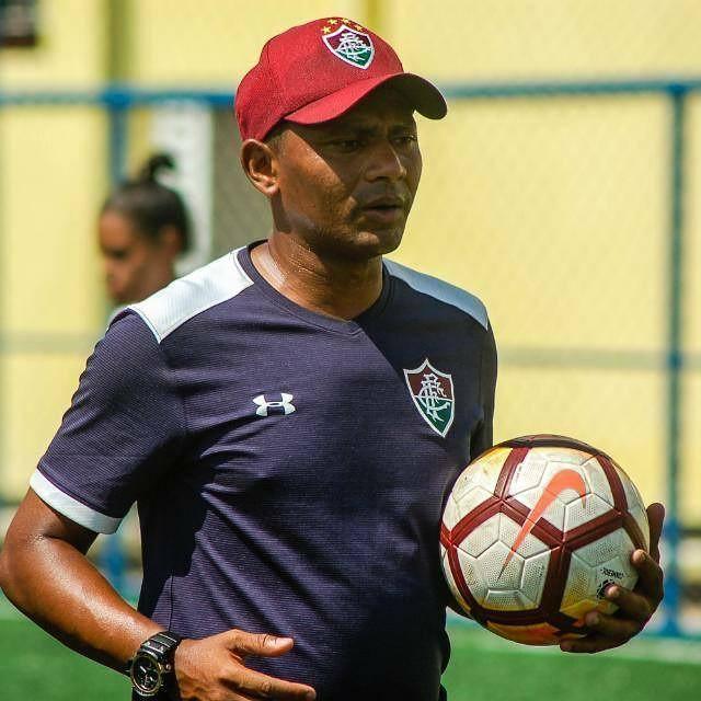 Treinador de Goleiros -  Erisvan Oliveira - ABTG Brasil
