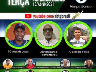 Alex de Jesus e Leandro Flávio no TEMPO TÉCNICO