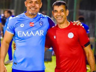 Bira Melo e Luciano Almeida o Brasil pelo mundo!