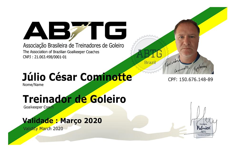 Júlio César Cominotte - ABTG Brasil